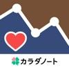 血圧ノート-血圧変化をスマホで記録!グラフ化も簡単- - iPadアプリ