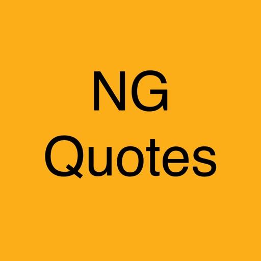 NG Quotes