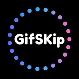 GifSkip: Search & Share GIFs