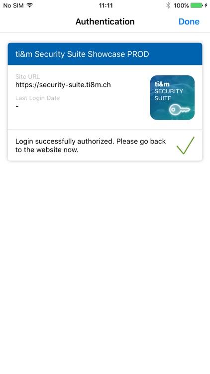 ti&m Secure Web screenshot-4
