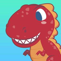 Joue avec les amis dinosaures
