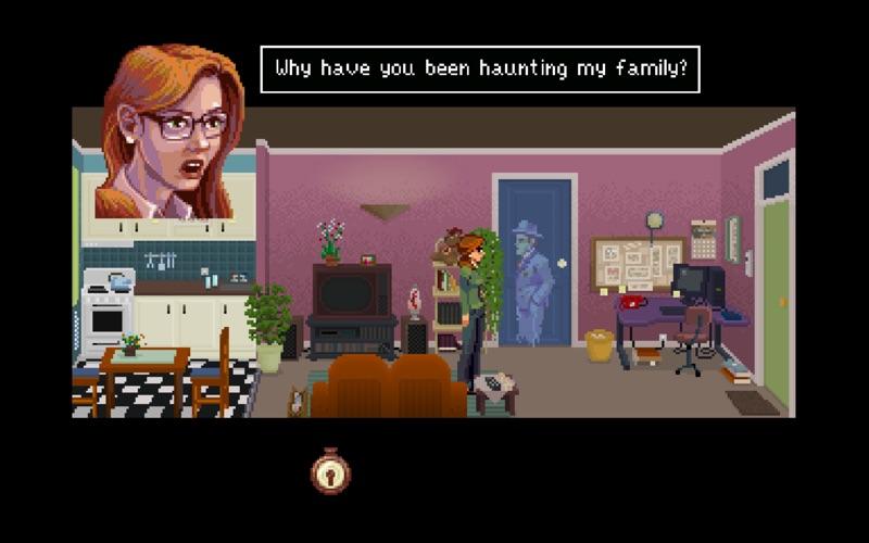 Blackwell Legacy screenshot 1