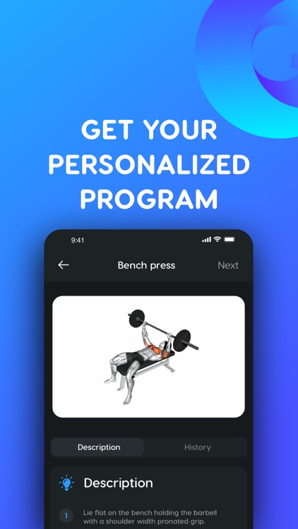 Gymsquad: Workout Planner