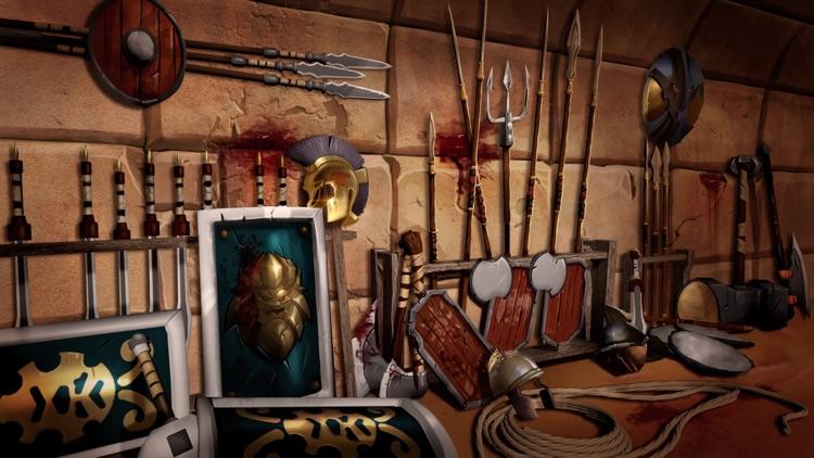 Gladiator Heroes - Clans Clash screenshot-5