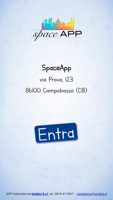 SpaceApp Screenshot
