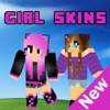 Girl Skins for Minecraft 2021