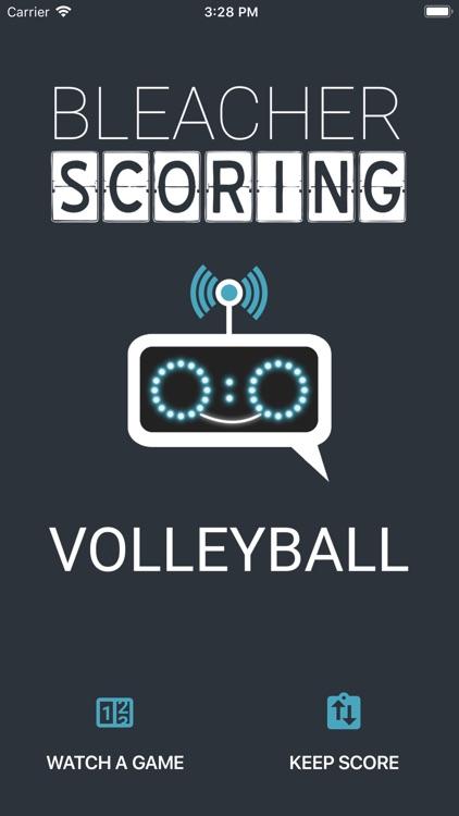 Bleacher Scoring - Volleyball screenshot-4