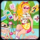 自行车夏季服装 - 女孩游戏 icon