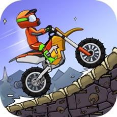 登山极限摩托:特技比赛
