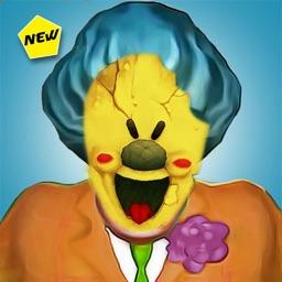 Scarry Ice Scream Teacher