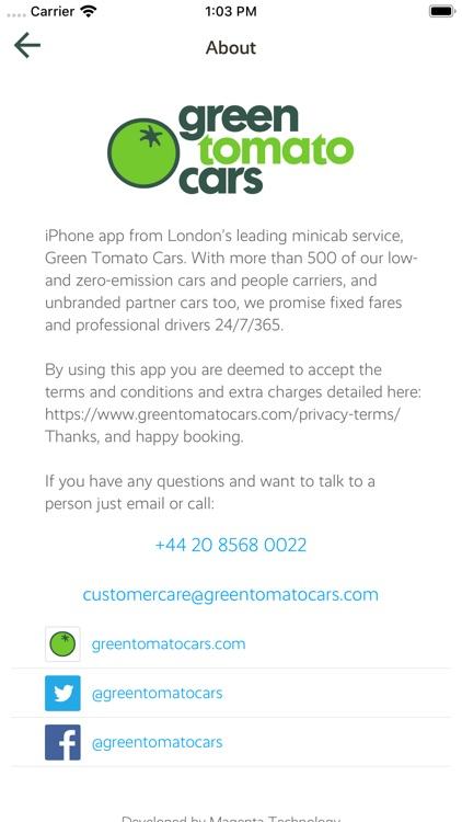 Green Tomato Cars screenshot-3