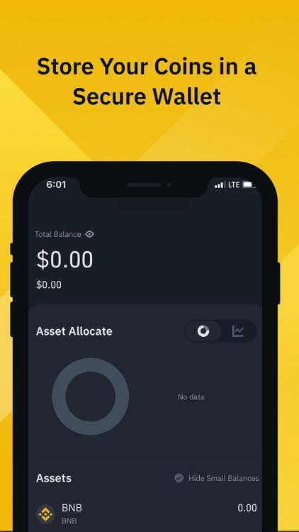 Binance: Buy Bitcoin & Crypto screenshot-3