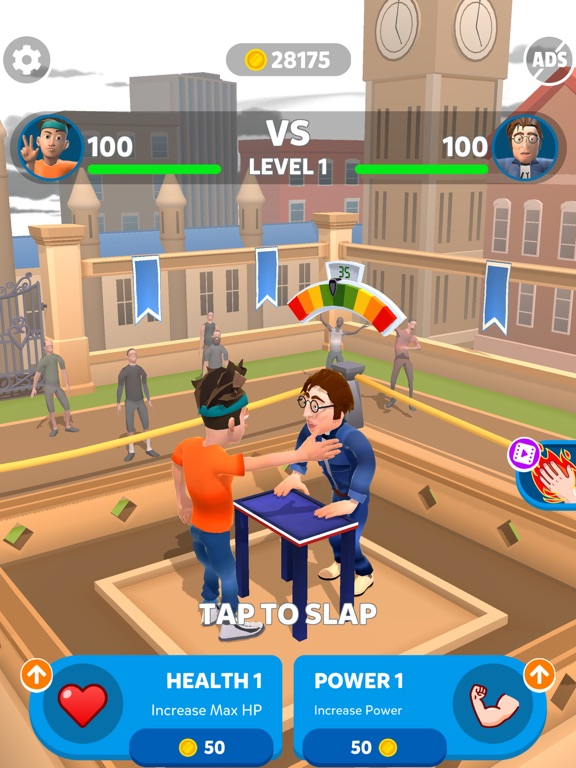 Slap Kings screenshot 8