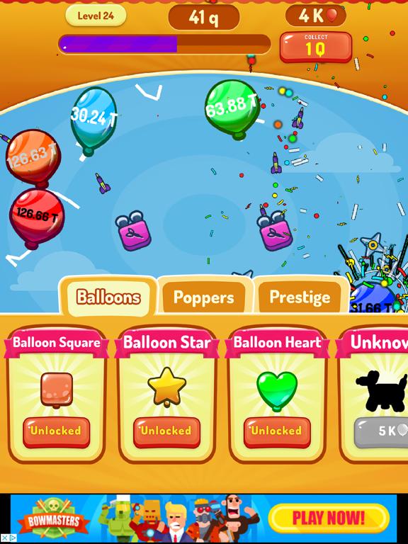Idle Balloons screenshot 6