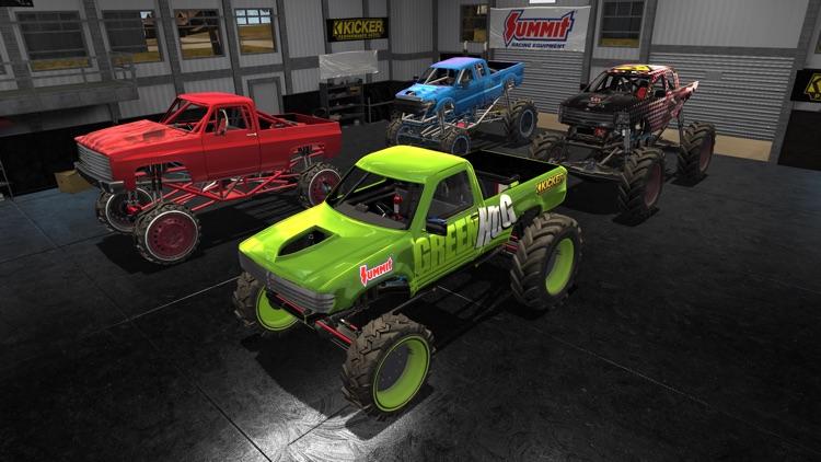 Trucks Off Road screenshot-3