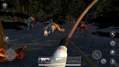 Warewolf Monster Game screenshot three