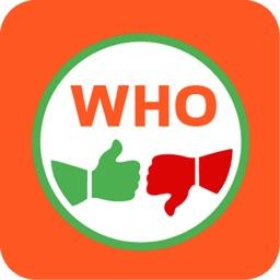 Who-React