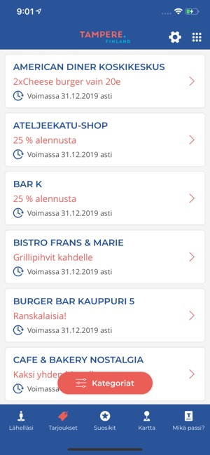 Tampere Finland On The App Store