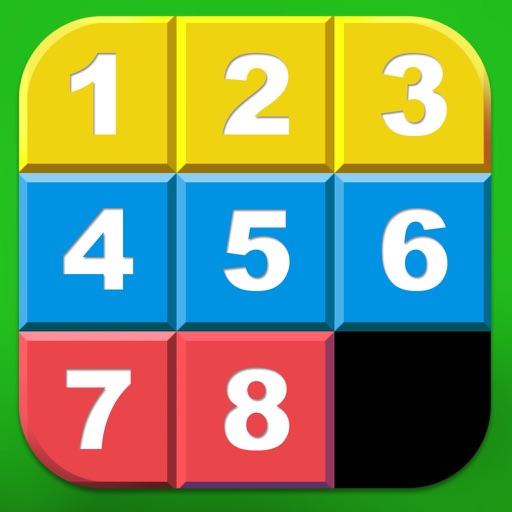 Nummernblock-Puzzle