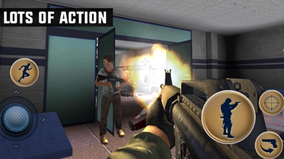 Counter Combat Strike screenshot one