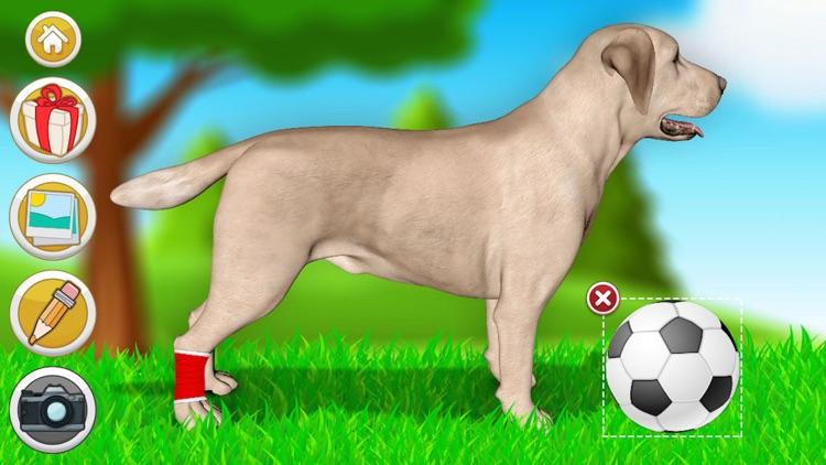 Pet Vet Doctor Dogs screenshot-3