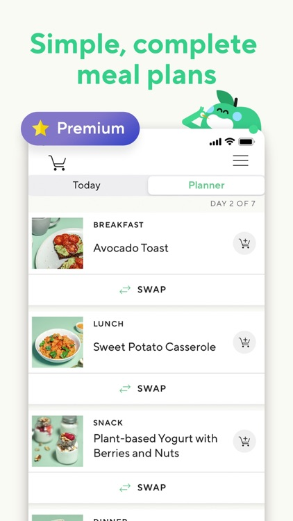 Lifesum: Calorie Counter screenshot-7