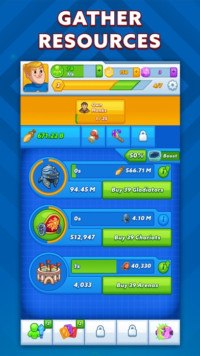AdVenture Ages: Idle Clicker free Gems hack