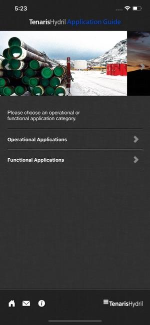 TenarisHydril App Guide on the App Store