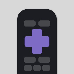 Smurple Remote for TCL Roku TV