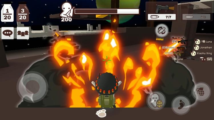 MilkChoco - Online FPS screenshot-3
