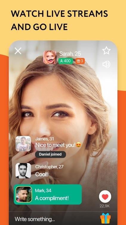 Mamba: Dating, Meet New People screenshot-5