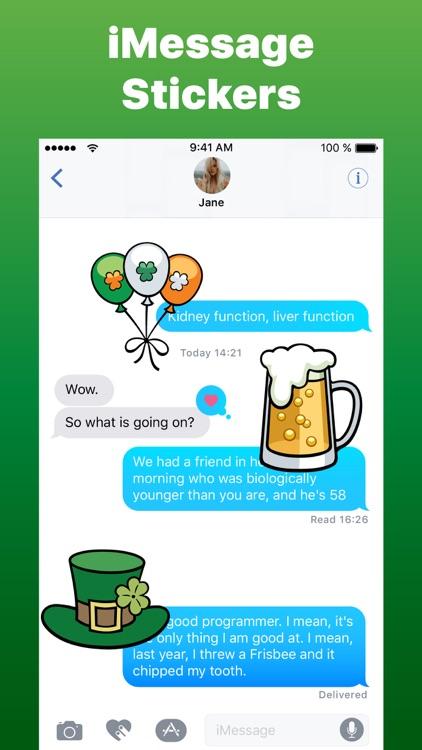 St Patrick's Day Irish Luck