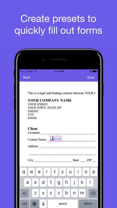 SwiftDocs: Esign & Markup PDFs screenshot three