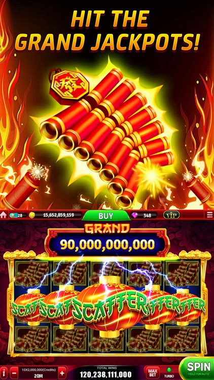 Gold Fortune Casino-Slots Game screenshot-6