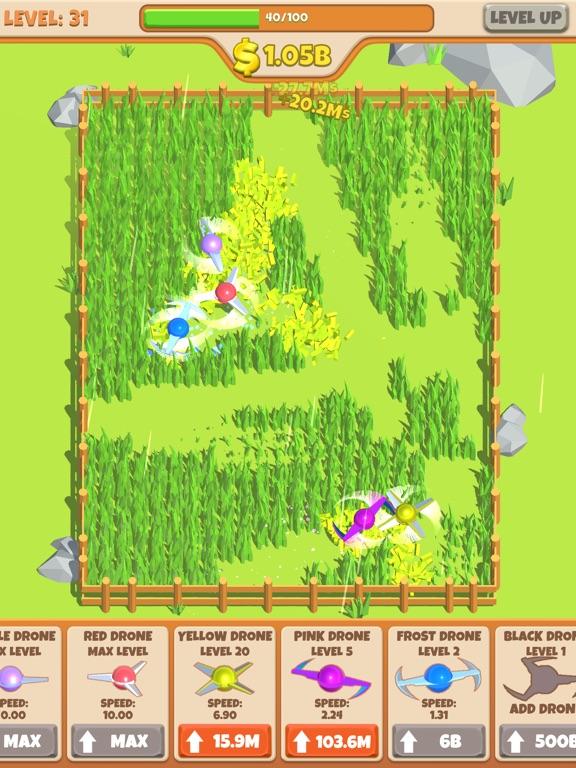Idle Grass Cutter screenshot 8