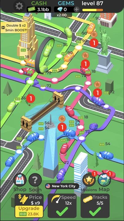 Subway Idle 3D