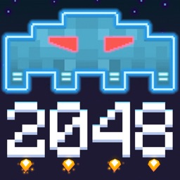 Invaders 2048