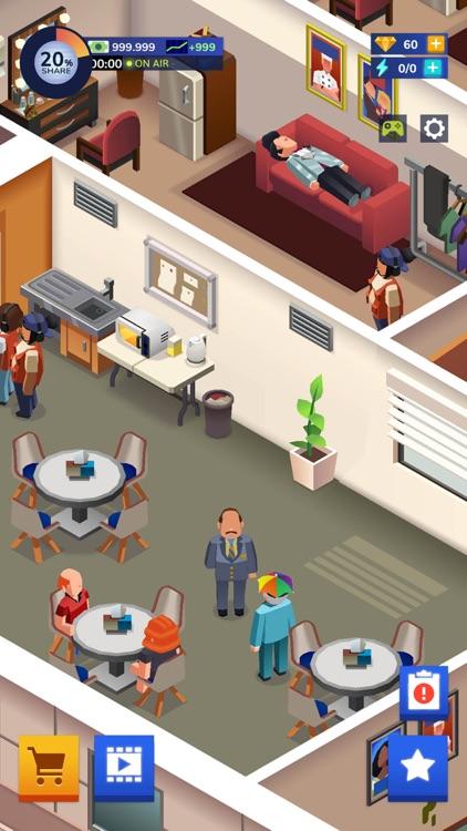 TV Empire Tycoon - Idle Game screenshot-9