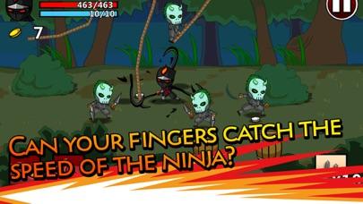 Screenshot #1 pour Ninjas - STOLEN SCROLLS