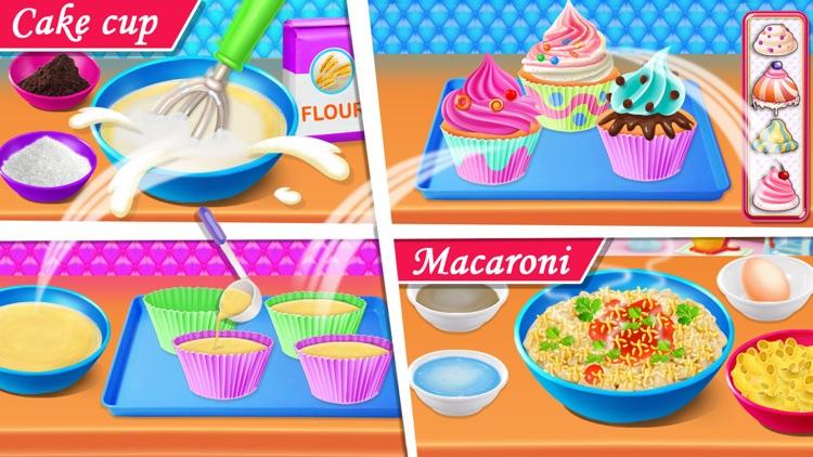 Fast Food - Cooking Game screenshot-3