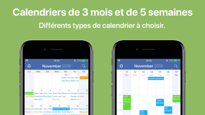messages.download FirstSeed Calendar software