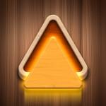 Woody Poly Block Hexa Triangle