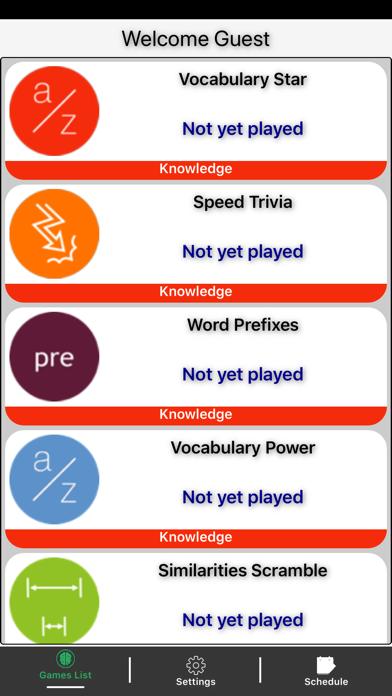 Descargar Word Games - Brain Training para Android