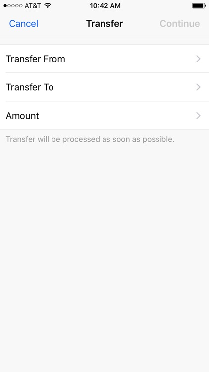 Trinity Bank Mobile for iPhone