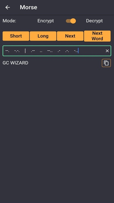 messages.download GC Wizard software