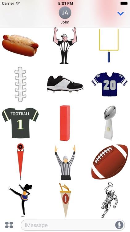 New York Football NFC screenshot-3