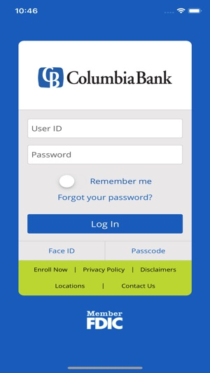 Columbia Bank on the App Store