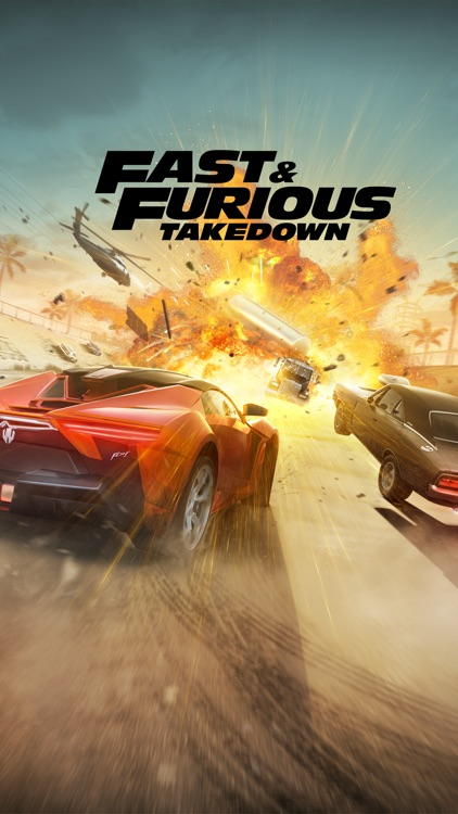 Fast & Furious Takedown screenshot-4