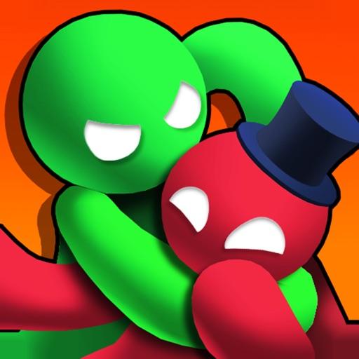Noodleman.io - おもしろいパーティーゲーム