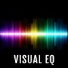 4Pockets.com - Visual EQ Console AUv3 Plugin アートワーク